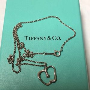 Tiffany &Co Authentic Apple necklace